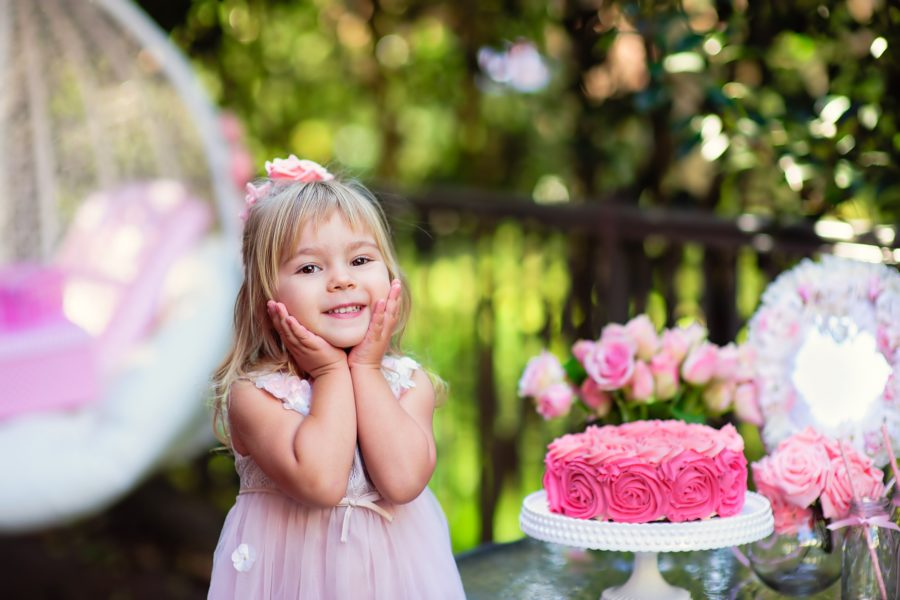 Verjaardagsfeest Kinderen